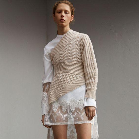 Tendências de Malha, Knitwear Fashion Trends